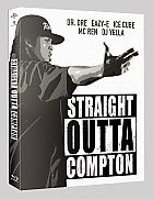 FAC #41 STRAIGHT OUTTA COMPTON FullSlip + Lenticular Magnet Steelbook™ Limited Collector's Edition + Gift Steelbook's™ foil (Blu-ray)