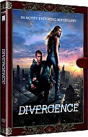 Divergent (Book Edition O-Ring) (DVD)
