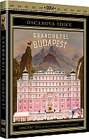 The Grand Budapest Hotel (Oscar Edition O-Ring) (DVD)