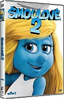 The Smurfs 2 (Big Face) (DVD)