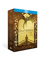 Game of Thrones: The Complete Fifth Season Collection (4 Blu-ray)