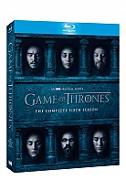 Game of Thrones: The Complete Sixth Season Collection (4 Blu-ray)