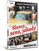 Slunce, seno, jahody Remastered Edition (DVD)