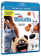 The Secret Life of Pets (Blu-ray 3D + Blu-ray)