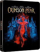 CRIMSON PEAK Steelbook™ Limited Collector's Edition + Gift Steelbook's™ foil (Blu-ray)