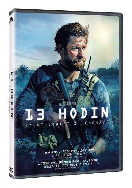 13 HOURS: The Secret Soldiers of Benghazi (DVD)