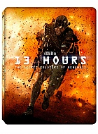 13 HOURS: The Secret Soldiers of Benghazi Steelbook™ Limited Collector's Edition + Gift Steelbook's™ foil (2 Blu-ray)