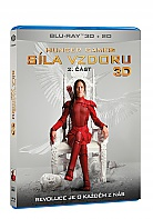 The Hunger Games: Mockingjay - Part 2 3D + 2D (Blu-ray 3D + Blu-ray)