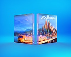 FAC #62 ZOOTOPIA FullSlip + Lenticular Magnet EDITION #1 3D + 2D Steelbook™ Limited Collector's Edition - numbered