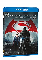 BATMAN v SUPERMAN: Dawn of Justice 3D + 2D Extended cut (Blu-ray 3D + 2 Blu-ray)