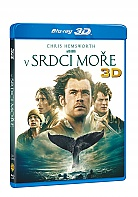 In the Heart of the Sea 3D + 2D (Blu-ray 3D + Blu-ray)