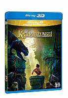 The Jungle Book 3D + 2D (Blu-ray 3D + Blu-ray)