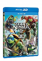 Teenage Mutant Ninja Turtles: Out of the Shadows 3D (Blu-ray 3D)