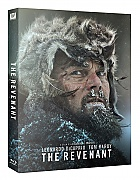 FAC #42 THE REVENANT E1 HUGH GLASS FullSlip + Lenticular Magnet Steelbook™ Limited Collector's Edition - numbered + Gift Steelbook's™ foil (Blu-ray)
