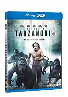The Legend of Tarzan 3D + 2D (Blu-ray 3D + Blu-ray)