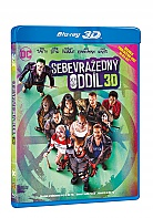 Suicide Squad 3D + 2D Extended cut (Blu-ray 3D + 2 Blu-ray)