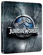 JURASSIC WORLD 3D + 2D Steelbook™ Limited Collector's Edition (Blu-ray 3D + Blu-ray)