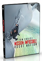 MISSION: IMPOSSIBLE 5 - Rogue Nation Steelbook™ Limited Collector's Edition + Gift Steelbook's™ foil (2 Blu-ray)