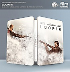 LOOPER Steelbook™ Limited Collector's Edition + Gift Steelbook's™ foil (Blu-ray)