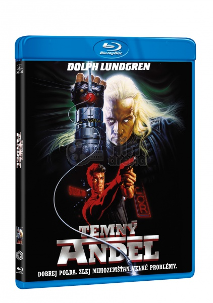 Dark Angel Blu Ray