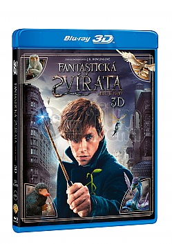 Fantastic Beasts and Where to Find Them 3D + 2D