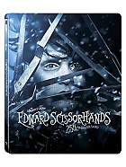 EDWARD SCISSORHANDS 25th Anniversary Edition (minor defects) Steelbook™ Limited Collector's Edition + Gift Steelbook's™ foil (Blu-ray)