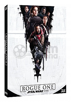 ROGUE ONE: Star Wars Story 3D + 2D