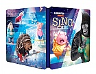 SING Steelbook™ Limited Collector's Edition + Gift Steelbook's™ foil (Blu-ray)