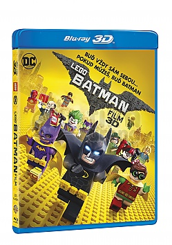 THE LEGO BATMAN MOVIE 3D + 2D