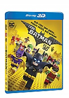THE LEGO BATMAN MOVIE 3D + 2D (Blu-ray 3D + Blu-ray)