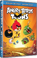 ANGRY BIRDS TOONS: Season 02 - Volume 02 (DVD)
