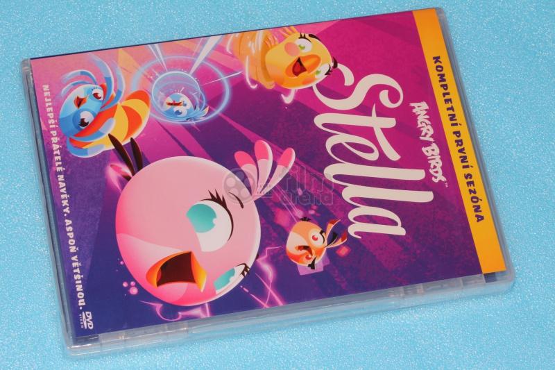 ANGRY BIRDS: Stella Season 01 (DVD)