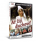 At zijí duchové! Remastered Edition (DVD)