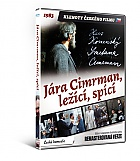 Jára Cimrman Lying, Sleeping Remastered Edition (DVD)