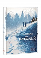 THE HATEFUL EIGHT MediaBook Limited Collector's Edition (Blu-ray)