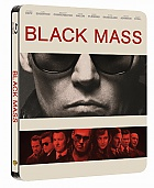 BLACK MASS Steelbook™ Limited Collector's Edition + Gift Steelbook's™ foil (Blu-ray)