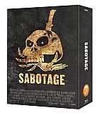 FAC #34 SABOTAGE HARD BOX EDITION #3 (Double Pack E1 + E2) WEA Steelbook™ Limited Collector's Edition - numbered + Gift Steelbook's™ foil