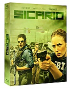 FAC #35 SICARIO FullSlip + Lenticular magnet EDITION #1 WEA Steelbook™ Limited Collector's Edition + Gift Steelbook's™ foil (Blu-ray)