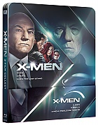 X-Men Trilogy (X-Men + X-Men 2 + X-Men: The Last Stand) Steelbook™ Collection Limited Collector's Edition + Gift Steelbook's™ foil (3 Blu-ray)