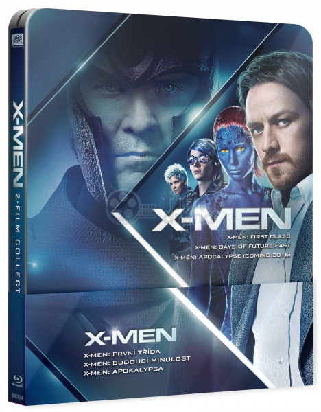 X Men Prequel Steelbook X Men First Class X Men Days Of