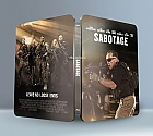 SABOTAGE WEA Steelbook™ Limited Collector's Edition + Gift Steelbook's™ foil (Blu-ray)