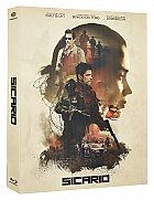 FAC #35 SICARIO Lenticular FullSlip EDITION #2 WEA Steelbook™ Limited Collector's Edition - numbered + Gift Steelbook's™ foil (Blu-ray)