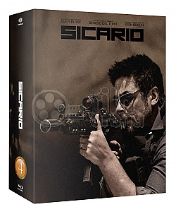 FAC #35 SICARIO HardBox FullSlip EDITION #3 (Double Pack) WEA Steelbook™ Limited Collector's Edition - numbered + Gift Steelbook's™ foil