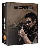 FAC #35 SICARIO HardBox FullSlip EDITION #3 (Double Pack) WEA Steelbook™ Limited Collector's Edition - numbered + Gift Steelbook's™ foil (Blu-ray)