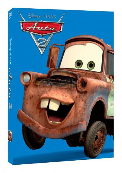 Cars 2 Disney Pixar Edice Dvd