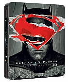 BATMAN v SUPERMAN: Dawn of Justice 3D + 2D Futurepak™ Extended cut + Gift Futurepak's™ foil (Blu-ray 3D + 2 Blu-ray)