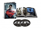 BATMAN v SUPERMAN: Dawn of Justice LENTICULAR DigiBook Extended cut (2 Blu-ray)
