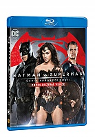 BATMAN v SUPERMAN: Dawn of Justice Extended cut (2 Blu-ray)