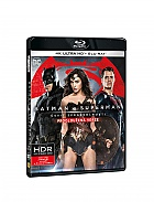 BATMAN v SUPERMAN: Dawn of Justice Extended cut (4K Ultra HD + Blu-ray)