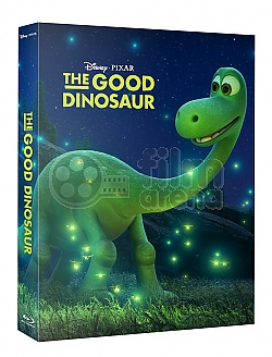 FAC #38 THE GOOD DINOSAUR FullSlip + Lenticular Magnet 3D + 2D Steelbook™ Limited Collector's Edition - numbered + Gift Steelbook's™ foil
